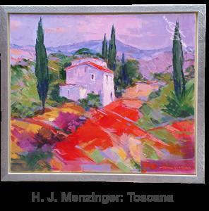 H. J. Menzinger: Toscana