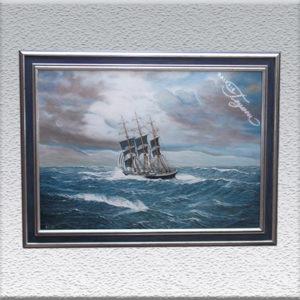 A. Lodder Dreimast-Segelschiff (2007)